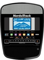 NordicTrack Audiostrider 400i Crosstrainer-3