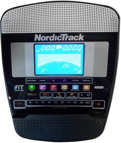 NordicTrack VX 500i Hometrainer -2