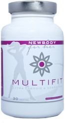 Newbody for Her Multi Vitamins