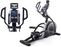 NordicTrack commercial 12.9i crosstrainer apparaat en display