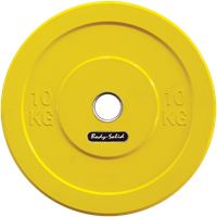 Body-Solid Olympic Bumper Plate-3