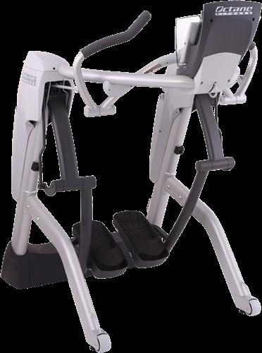 Octane Fitness ZR7 Loopband - Gratis montage