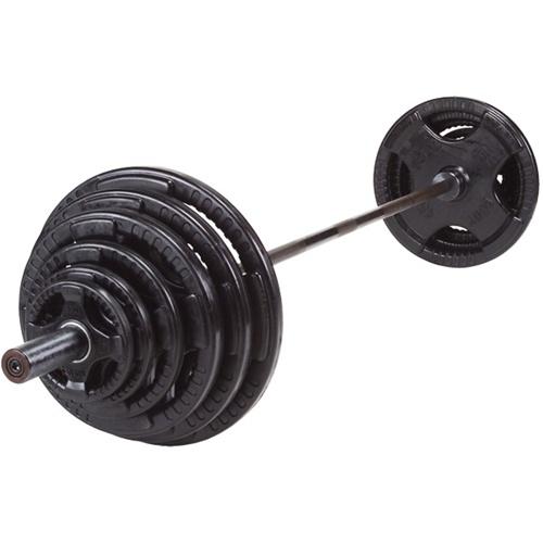 Body-Solid Olympische Halterset - 140 kg
