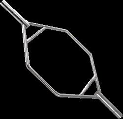 Body-Solid Olympic Shrug Bar