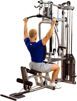 Body-Solid (Powerline) P2X Homegym-1