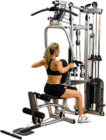 Body-Solid (Powerline) P2X Homegym