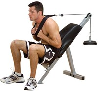 Body-Solid Ab Bench