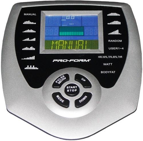 ProForm Racer 4S ergometer Hometrainer - Gratis trainingsschema