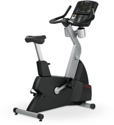 Life Fitness Club Series Upright Lifecycle hometrainer - Gratis montage
