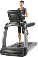 Life Fitness Platinum Discover SE Loopband Arctic Silver - Demo-1