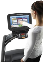 Life Fitness Platinum Discover SE Loopband Arctic Silver - Demo-2