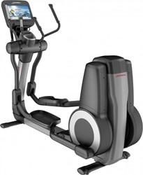 Life Fitness Platinum Discover SE Crosstrainer Arctic Silver - Gratis montage