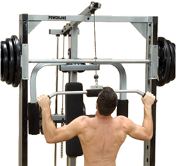 Body-Solid (PowerLine) Lat Attachment