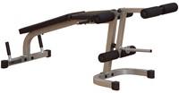 Body-Solid Leg Extension & Curl Machine PLCE165X-3