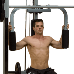 Body-Solid (Powerline) Pec/Dec Attachment