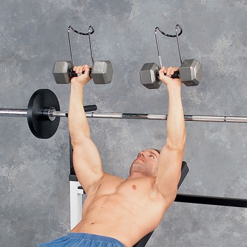 Body-Solid Power Hooks-3