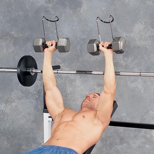 Body-Solid Power Hooks