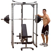 PowerLine PPR200X Power Rack-3