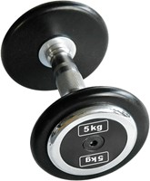 Body-Solid Pro Style Rubber Dumbells-2