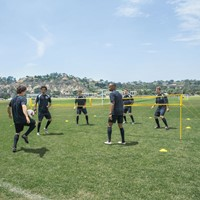 SKLZ Pro Training Soccer Volley Net-2