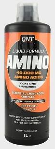QNT Amino  Acid Liquid    1000 ml   Red Fruits