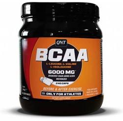 QNT BCAA 6000 MG - 240 caps