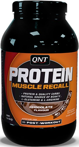 QNT Protein Muscle Recall - 1500g