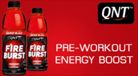 QNT Fire Burst - 24x500ml - Fruit Punch-2