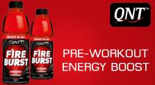 QNT Fire Burst - 24x500ml - Fruit Punch-2