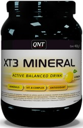 QNT XT3 Mineral - 400g - Lemon