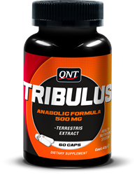 QNT Tribulus Terrestris (1000mg) - 60 caps