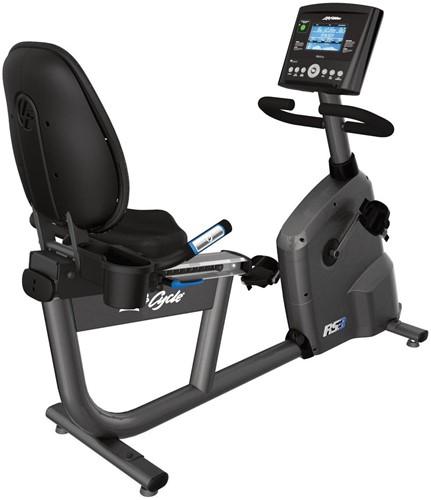Life Fitness RS3 GO Ligfiets - Gebruikt