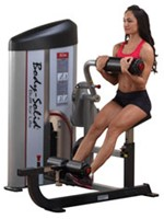 Body-Solid (PCL Series II) Ab and Back Machine-1