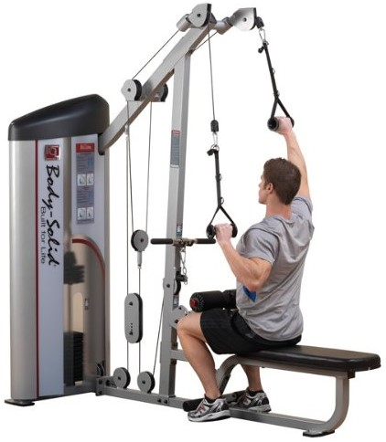 Body-Solid (PCL Series II) Lat Pulldown & Seated Row-2