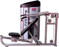 Body-Solid (PCL Series II) Multi Press-2