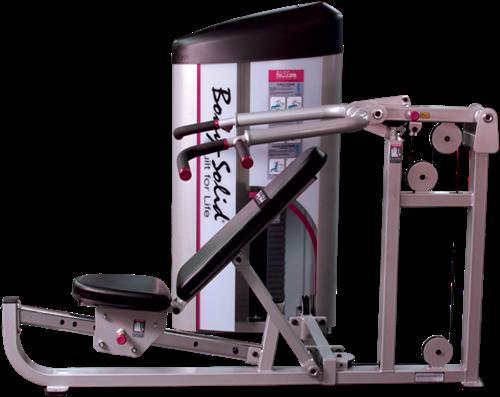 Body-Solid (PCL Series II) Multi Press-2