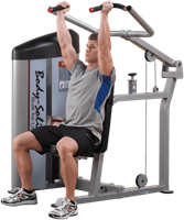 Body-Solid (PCL Series II) Shoulder Press-2