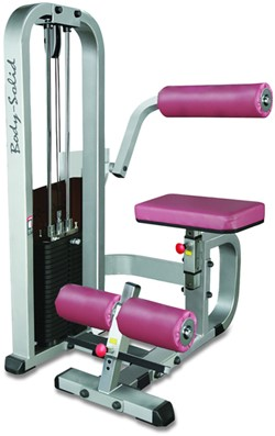 Body-Solid Pro Club Line Back Machine