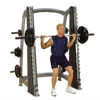 Body-Solid Pro Club Line Counter-Balanced Smith Machine-1