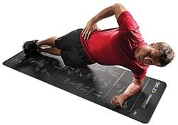SKLZ Trainermat Sport Performance - Zelf begeleidende oefenmat met 24 oefeningen