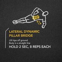 SKLZ Trainermat Sport Performance - Zelf begeleidende oefenmat-3