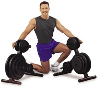 Body-Solid Standard Plate Tree-3