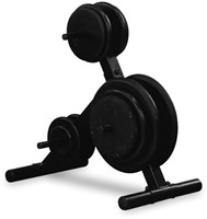 Body-Solid Standard Plate Tree - 30 mm-2