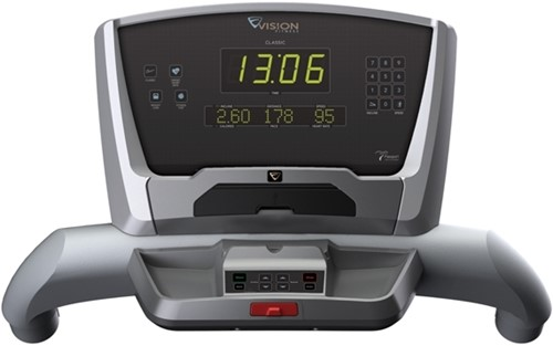 Vision Fitness TF40 Classic loopband - Gratis montage-3