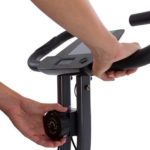 Tunturi B20 X-bike folding bike weerstand
