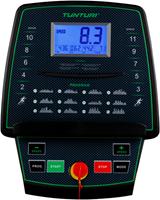 Tunturi Cardio Fit T30 Loopband display