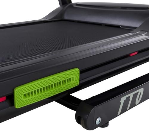 Tunturi Competence T10 loopband detail