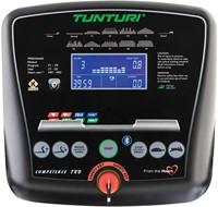 Tunturi Competence T40 Loopband display 1
