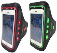 Tunturi LED Telefoon Sport Armband-1