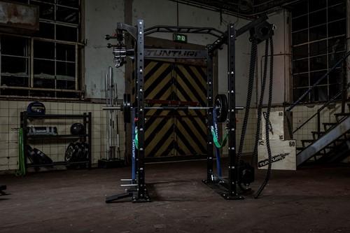 Tunturi RC20 Cross Fit Rack Rotational Core Trainer - sfeer 2